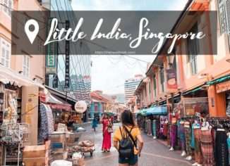 Little India and Chinatown Singapore Travel Guide - The Travel Mark