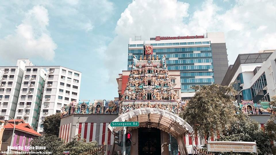 Sri Veeramakaliamman Temple - Little India Attractions Travel Guide