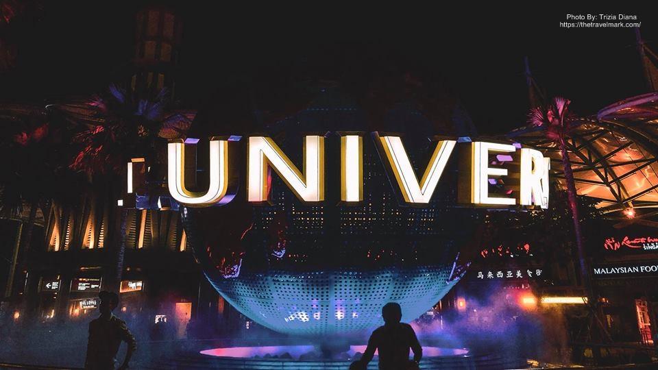 Universal Studios Singapore - Singaporore Malaysia DIY Travel Guide