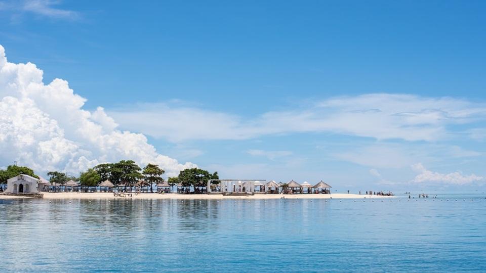 ISLAND HOPPING MACTAN CEBU - Pandanon Island