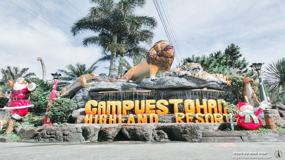 Bacolod DIY Guide Itinerary - Campuestohan Highland Resort