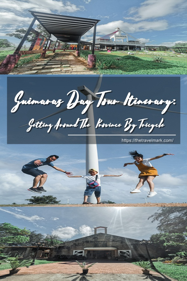 2020 Guimaras Day Tour Itinerary - The Travel Mark