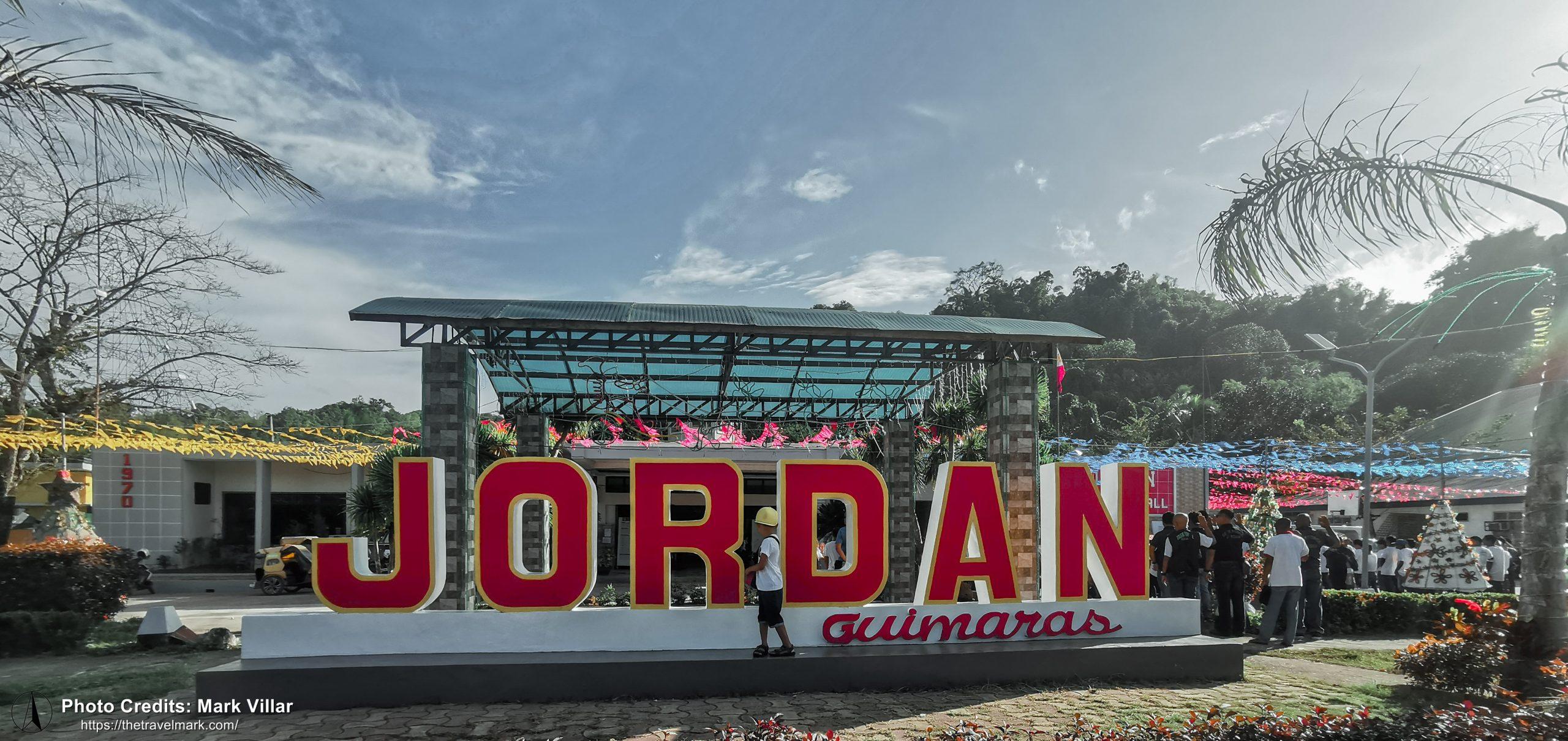Guimaras Day Tour Itinerary - Jordan Signage