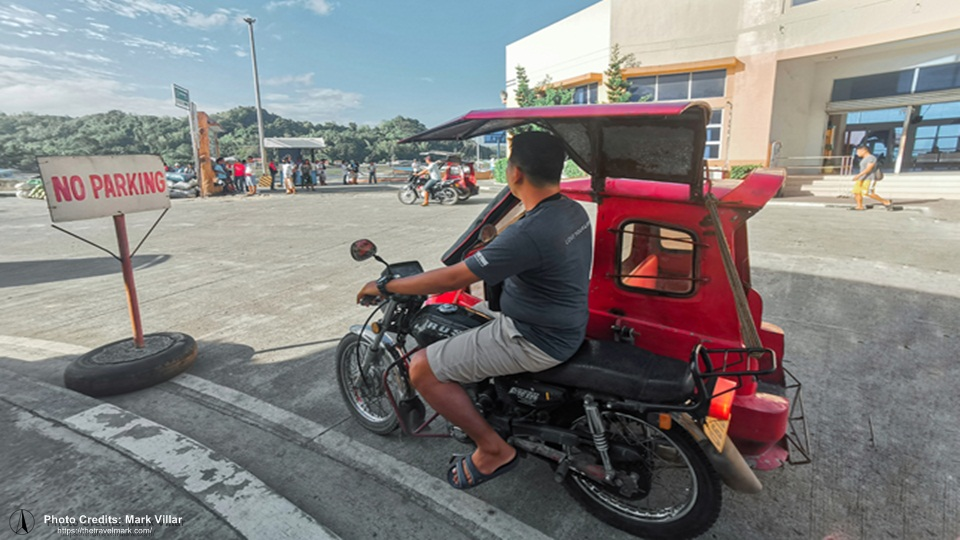 Jordan Port Guimaras - Tricycle Pick Up