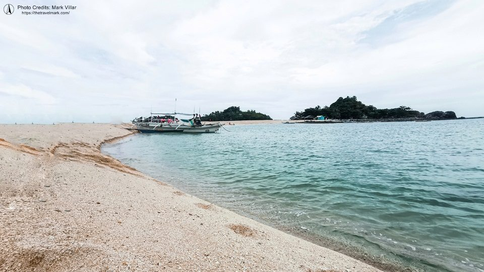 Bantigue Sandbar - Gigantes Island Itinerary Expenses Travel Guide
