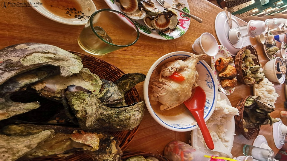 Unlimited Scallops Lunch At Gigantes Island South - Gigantes Sur