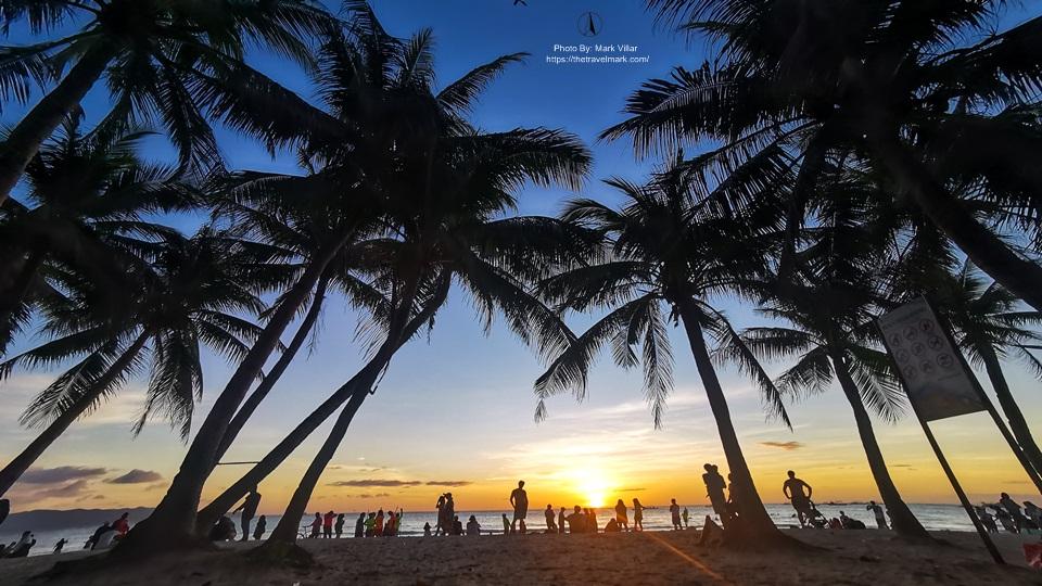 Sunset in Boracay Island - The Travel Mark