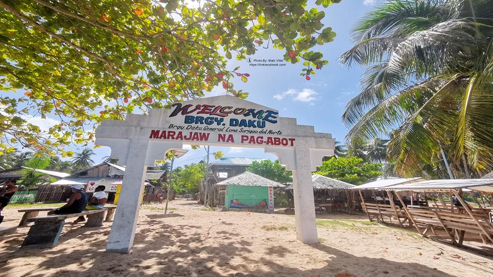 Barangay Daku - Siargao Island