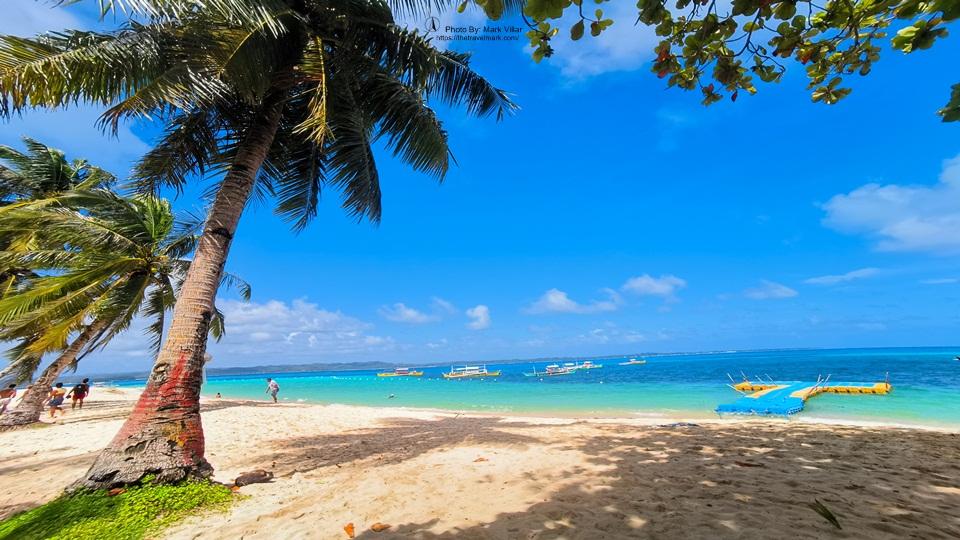 Daku Island Beach - Siargao Island Hopping