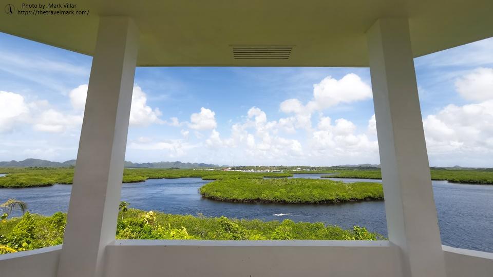Mangrove View Deck - Sugba Lagoon Kawhagan Pamomoan Beach Itinerary