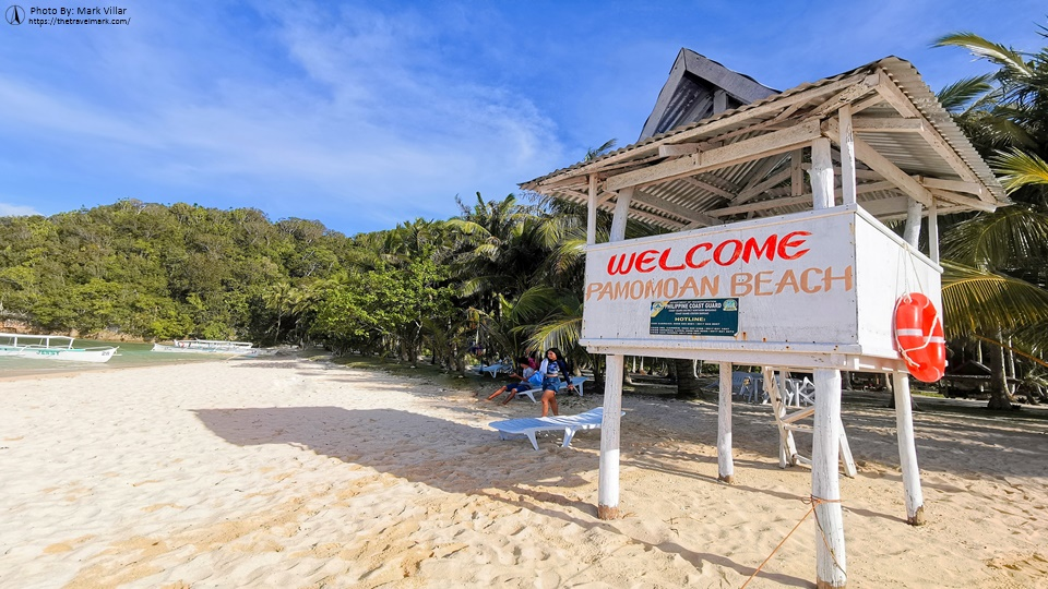 Pamomoan Beach - Siargao Island Boat Tour