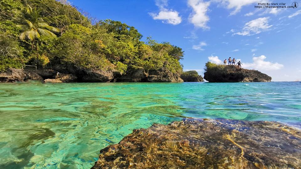 Magpupungko Tidal Rock Pool - Siargao Island
